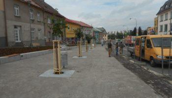 realizace zeleně v centru města